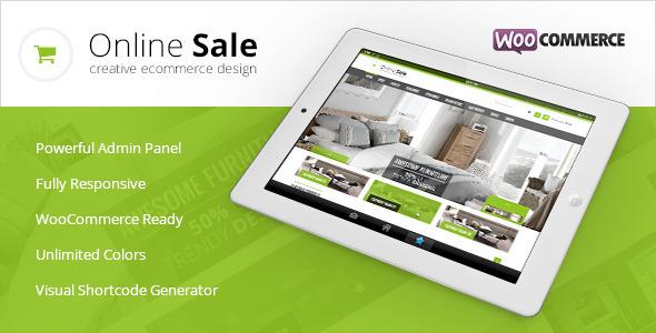 Online Sale - Responsive WooCommerce Theme