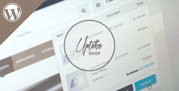 Uptake - WooCommerce WordPress Theme