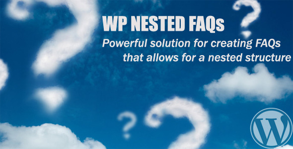 WP Nested FAQs