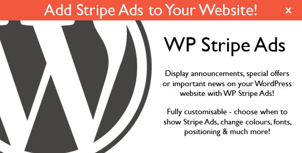 WP Stripe Ads