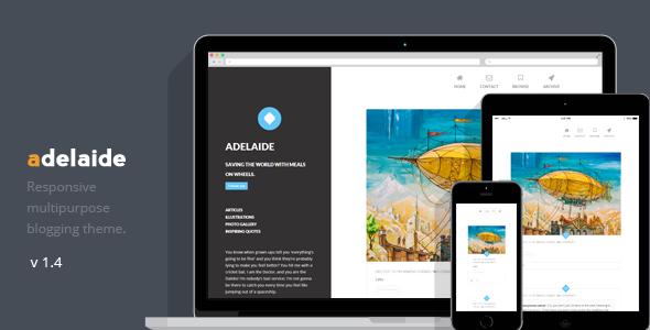 adelaide-responsive-tumblr-theme