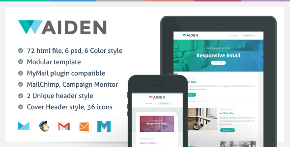aiden-responsive-email-template