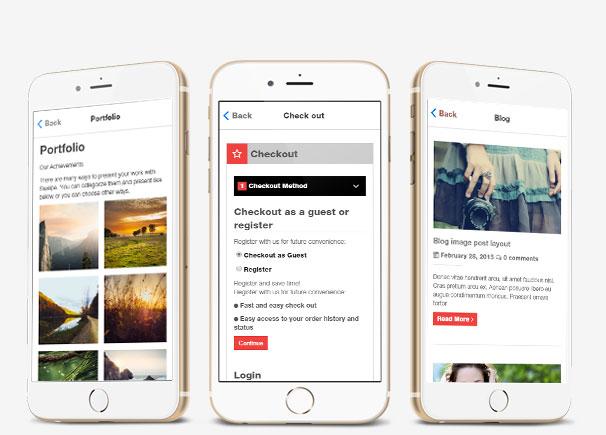 eCom-Mobile-App-HTML-Template