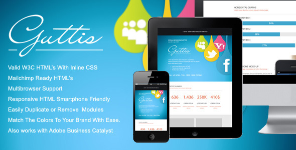 guttis-responsive-email-newsletter-template