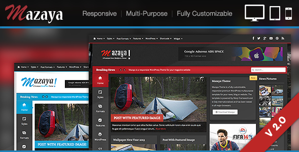 mazaya-responsive-wordpress-news-magazine-theme