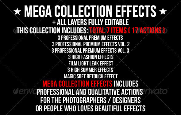 mega-collection-effects