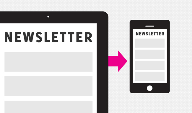20+ Best Responsive Email Newsletter Templates 2014