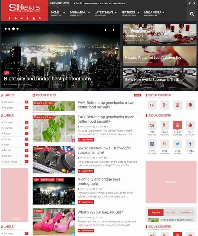 snews-news-magazine-responsive-blogger-theme