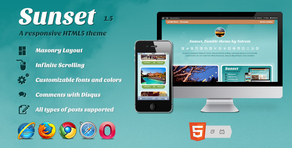 sunset-a-responsive-html5-theme-for-tumblr