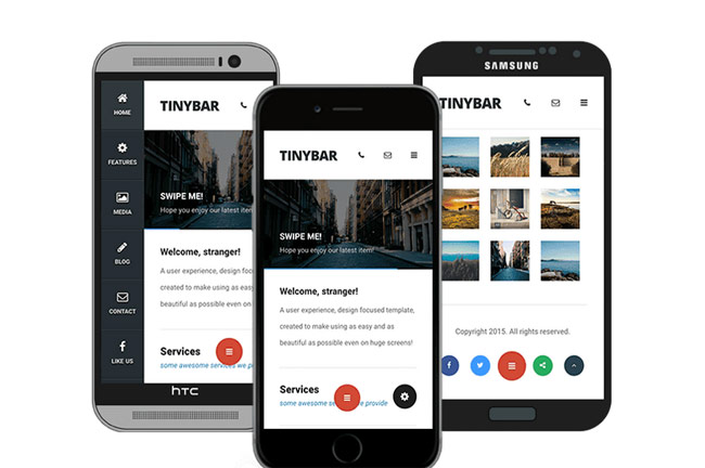 tinybar-mobile-tablet-responsive-template