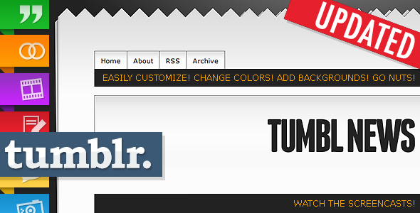 tumbl-news-tumblr-theme-template