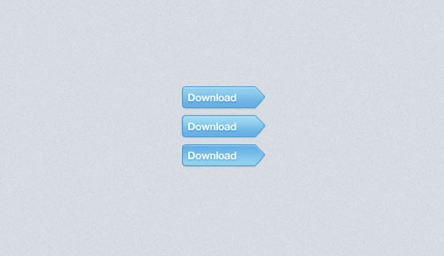 Blue Download Buttons