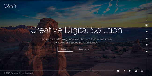 Cany-Responsive-Coming-Soon-HTML-Template