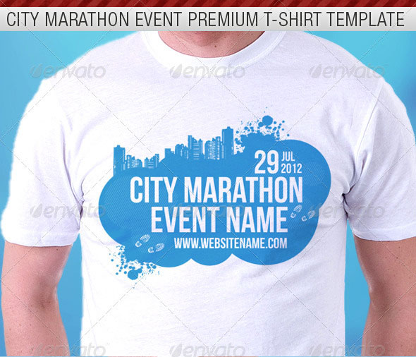 City-Marathon-Event-Premium-T-Shirt-Template