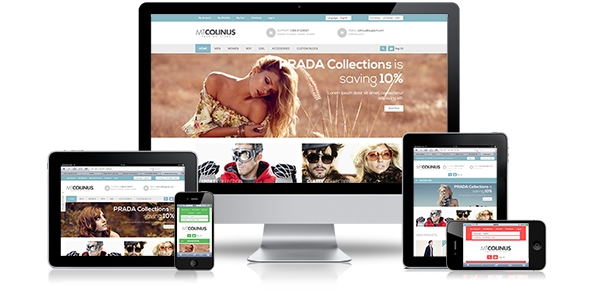 Colinus - Multi-Purpose Responsive Magento Theme