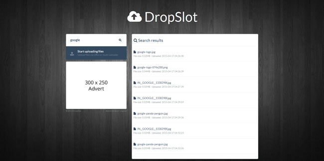 DropSlot-Public-File-Sharing-Network