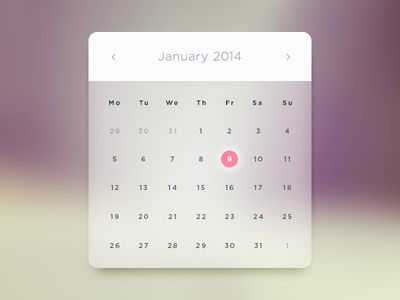 Glass-Calendar-psd