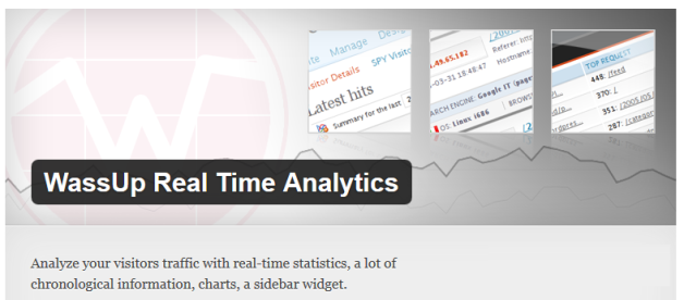 WassUp Real Time Analytics