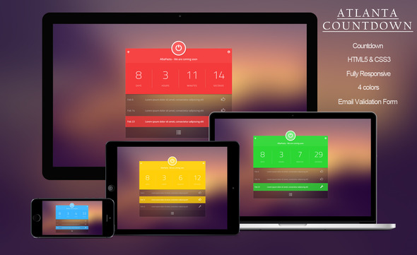 atlanta-countdown-html5-responsive-template