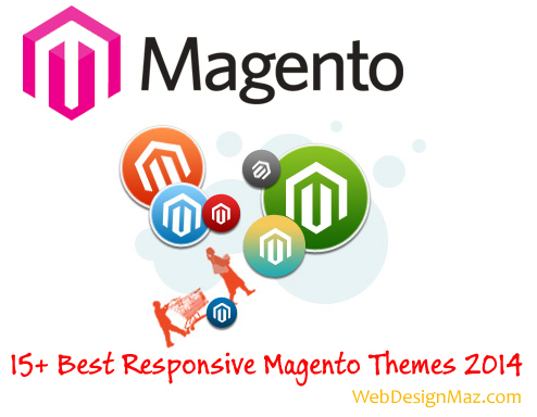 15+ Best Responsive Magento Themes 2014