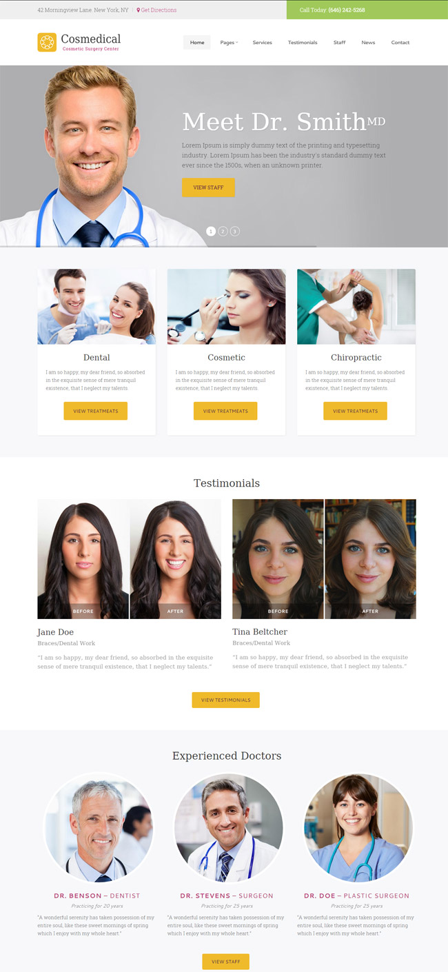 cosmedical-health-medical-wordpress-theme