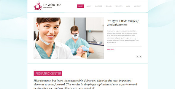dr-doe-responsive-retinaready-html5-onepage