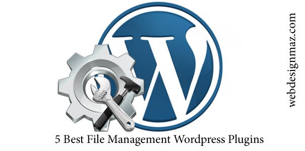 5 Best File Management WordPress Plugins