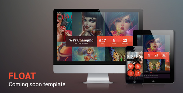 float-responsive-under-constraction-template