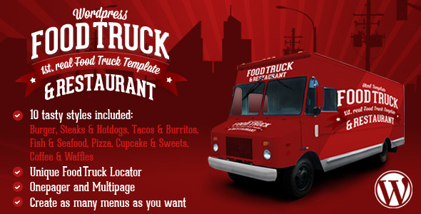 food-truck-restaurant-10-styles-wp-theme