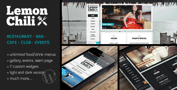 lemonchili-a-premium-restaurant-wordpress-theme