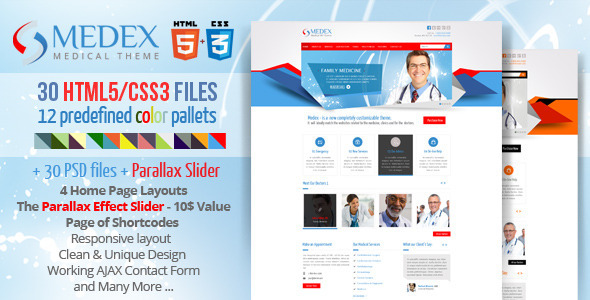 medex-medical-doctor-and-health-care-responsive