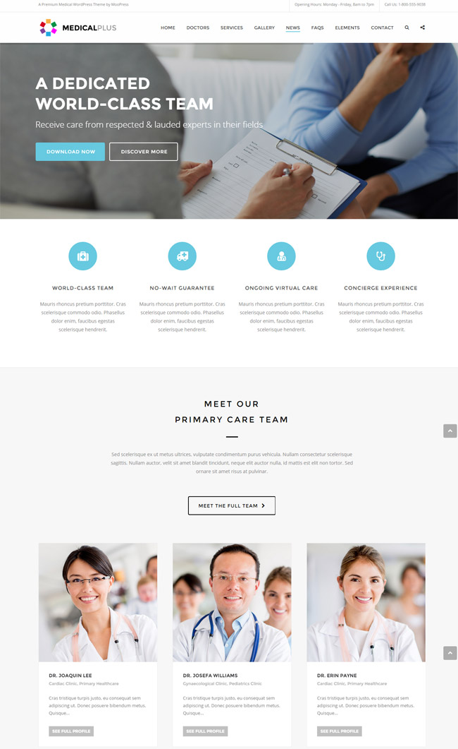 medicalplus-health-and-medical-wordpress-theme