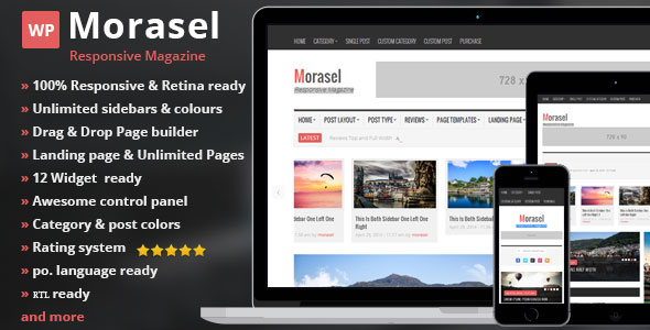 morasel-responsive-news-and-magazine-wordpress