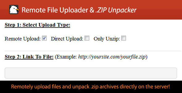 remote-zip-uploaderunzipper