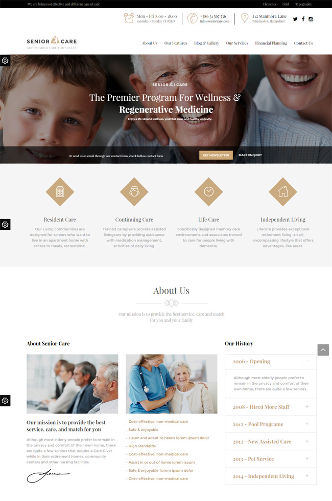 senior-health-and-medical-care-wordpress-theme