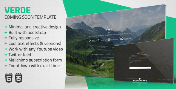 verde-minimal-coming-soon-template