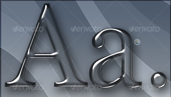 Add-ons - Elegant Glass Text Effects & Styles