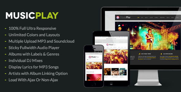 35 best responsive music amp events wordpress themes