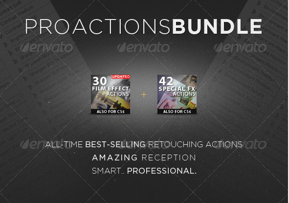 PROActions Bundle - Film & Special Effects