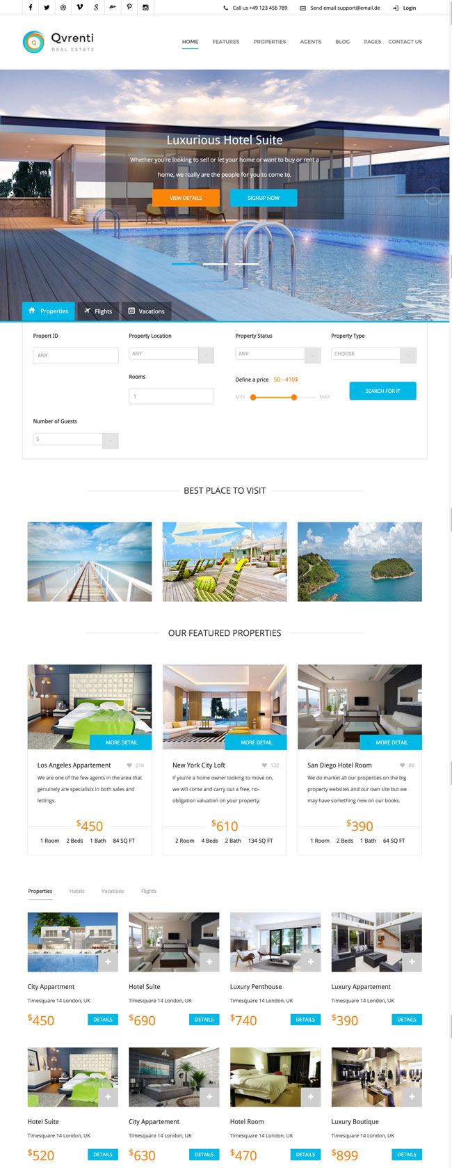 Qvrenti-Responsive-Real-Estate-HTML5-Template