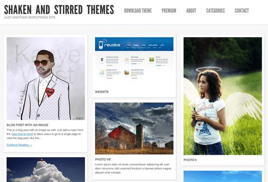 Shaken-Grid-(lite)---Pinterest-Style-Wordpress-Theme