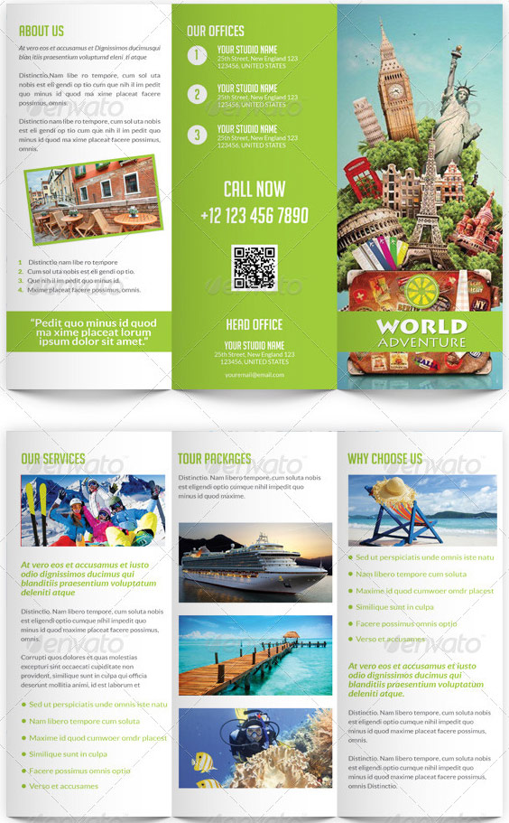 Travel brochure pdf download
