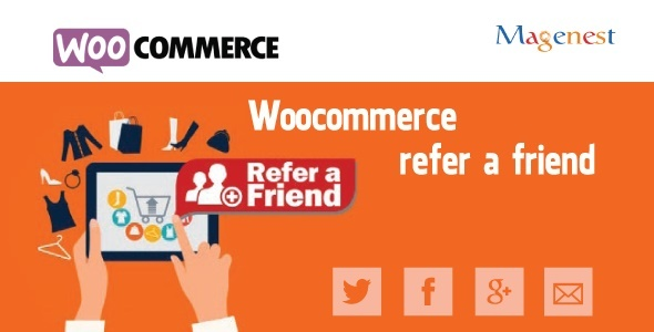Woocommerce Refer a Friend
