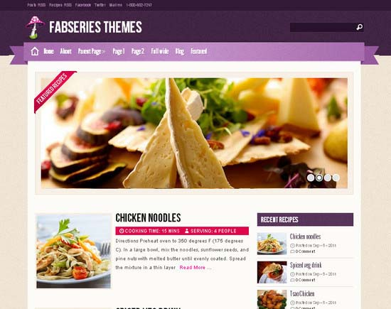 Zylyz Free WordPress Theme