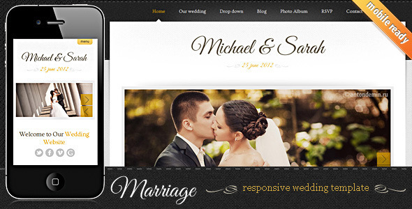 best-responsive-wedding-website-templates