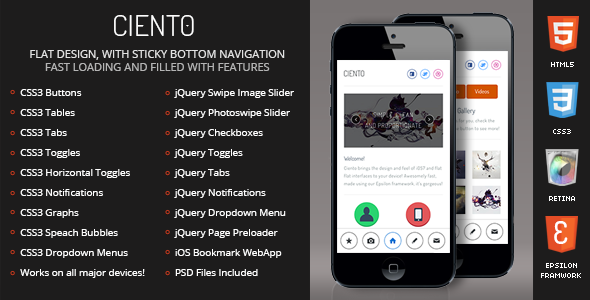 ciento-mobile-retina-html5-css3-and-iwebapp