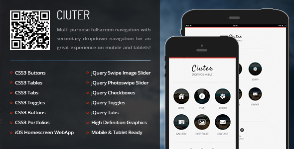 ciuter-mobile-tablet-responsive-template