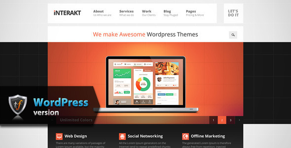 interakt-agency-responsive-wordpress-theme