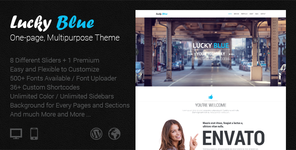 lucky-blue-onepage-multipurpose