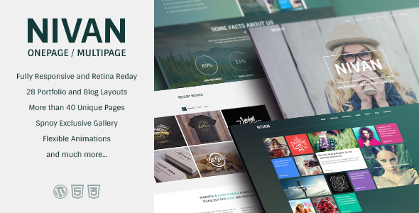 nivan-one-page-multi-page-wordpress-theme